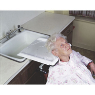 Ableware 706780000 Wheelchair Shampoo Rinse Tray