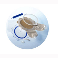 Coloplast 14021 Fistula & wound management system Flexible Lid-10/Box