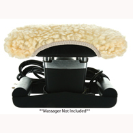Core Products 882 Fleece Pad Cover for Jeanie Rub Massagers