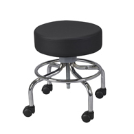 Drive Medical 13034 Wheeled Round Stool