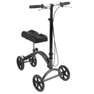 Drive 790 DV8 Aluminum Steerable Knee Walker Crutch Alternative