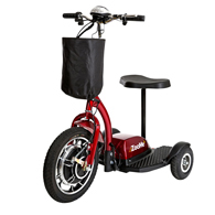 Drive Medical ZOOME3 ZooMe Three Wheel Recreational Power Scooter