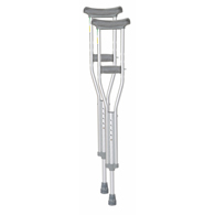 "Essential Medical W4000 Endurance Child Crutches-4'0"" to 4'6"" Tall"