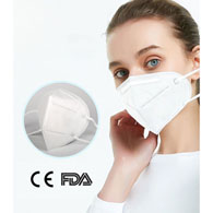 KN95 Anti-virus Breathable Mask-Round-10/Pack