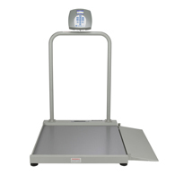 Health o meter Professional 2500KL Wheelchair Scale