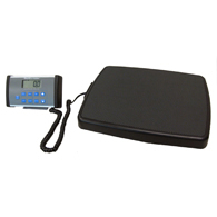 Healthometer 498KL 500 Lb/227 Kg Remote Display Scale & AC Adapter