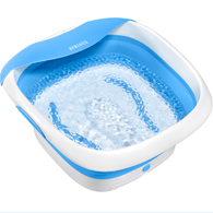 Homedics FB-350 Collapsible Foot Spa With Heat