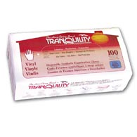 Tranquility 3106 Vinyl Exam Gloves-Large-100/Pack