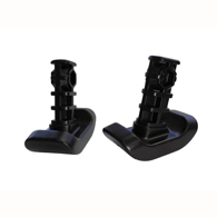 Stander 4302 Walker Replacement Glides-Set of 2