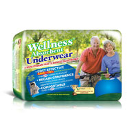 Unique Wellness Absorbent Underwear-Case Quantities